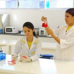 Laborat�rio de Microbiologia e Parasitologia