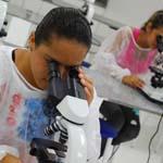 Laborat�rio de Citologia, Histologia, Embriologia e Gen�tica