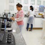 Laborat�rio de Qu�mica, Bioqu�mica e Biof�sica