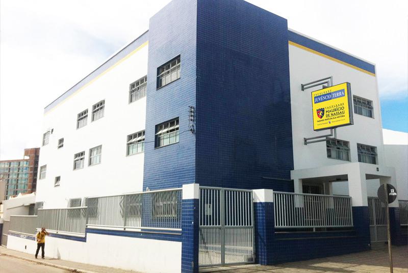 Faculdade Maur�cio de Nassau - Vit�ria da Conquista